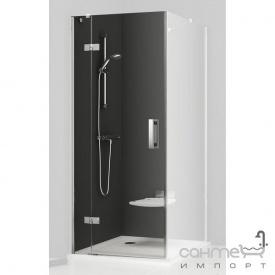 Душові двері для душового куточка Ravak SmartLine SMSD2-90 B-L 0SL7BA00Z1 хром/прозорий ліва