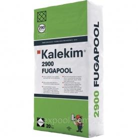 Вологостійка затирка для швів Kalekim Fugapool 2900 20 кг