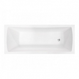 Ванна акриловая BESCO OPTIMA 160х70 (соло) без ножек