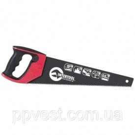 Ножовка по дереву с тефлоновым покрытием INTERTOOL HT-3107