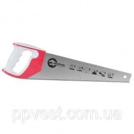 Ножовка по дереву с каленым зубом INTERTOOL HT-3161