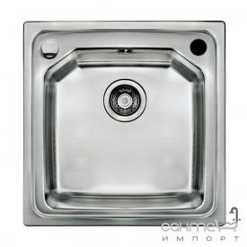 Кухонная мойка Teka Premium Max 1B 12128016 нержавеющая сталь