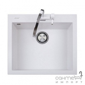 Кухонна мийка гранітна Adamant Univer 560х500х200 10 old stone