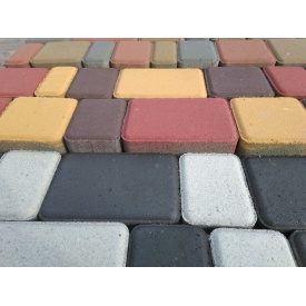 Тротуарная плитка АPEX BUD Старый город 90х120 мм