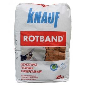 KNAUF ROTBAND Ротбанд Штукатурка 30 кг
