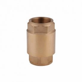 "Обратный клапан усиленный 1"" 25 EURO с латунным штоком SD FORTE SF247W25"