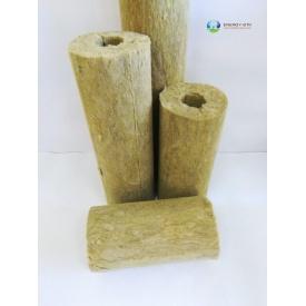 Цилиндр теплоизоляционный 80 кг/м3 30x21 мм