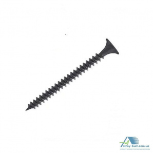 Шуруп STARK 3,5х25 мм EasyScrew до металла фосфат, 100 шт