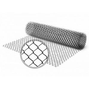 Сетка Рабица оцинкованная 50х50/2,0мм 1,5х10м