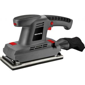 Машина шлифовальная вибрационная GRAPHITE 380 Вт подошва 1 (59G323)
