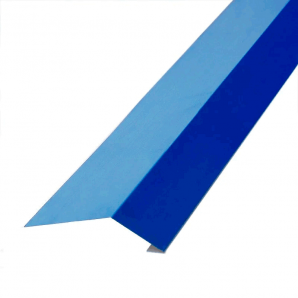 Планка карнизная SHINGLAS RAL 5005 синяя