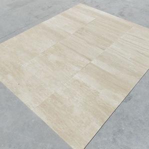 Плитка из натурального травертина Light Premium 1.2х30.1x60