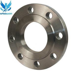 Фланець сталевий плоский приварний Ду 125 (140) Ру 25