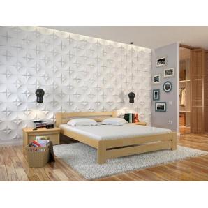Полуторная кровать Симфония сосна 140х190