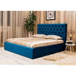 Двоспальне ліжко New York 160х190 з підйомним механізмом