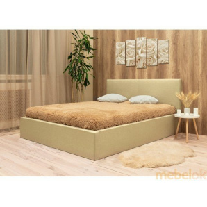 Двоспальне ліжко Сенс 160х190 з підйомним механізмом