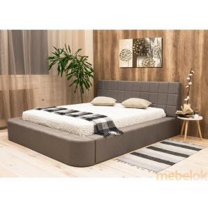 Полуторне ліжко Лайк 140х200 з підйомним механізмом