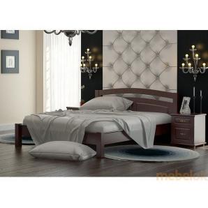 Ліжко з вільхи Соната 160х200