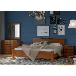 Дерев'яне ліжко Лондон 160х200