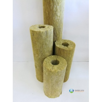 Циліндр базальтовий діаметр 114 мм 80 мм щільність 80 кг/м3
