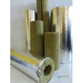 Утеплитель для труб из базальтового волокна диаметр 102мм толщина 50мм