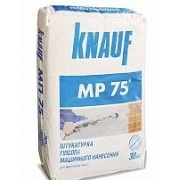 Штукатурка гипсовая стартовая MP-75 Knauf 30кг