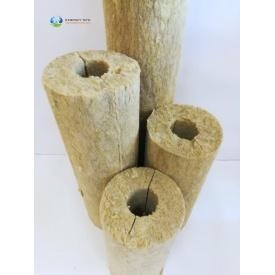 Утеплитель базальтовый для труб диаметр 57 мм