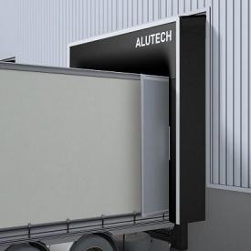 Герметизатор проема ALUTECH DSF 3400 х 2500 мм
