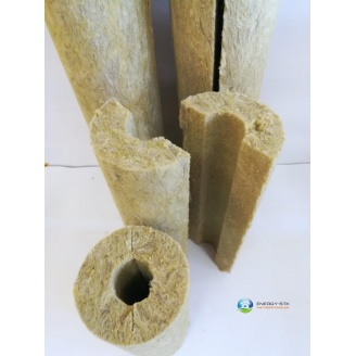 Циліндр базальтовий для труб 108 мм 70 мм
