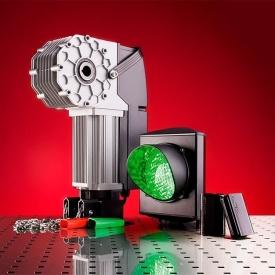 Привод для промислових воріт TARGO TR-3531-230KIT 230 В 750 Вт IP65