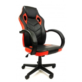 Крісло офісне комп'ютерне 7F RACER EVO червоне