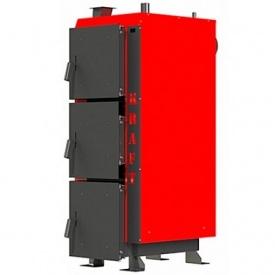 Котел 50 кВт KRAFT Lux з автоматикою сталь 6мм 8-18 годин