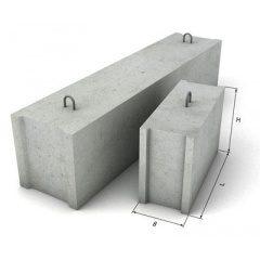 Блоки фундаментні