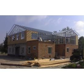 Строительство надстройки жилого объекта