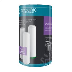 Комплект змінних картриджів Organic Smart Trio Leader