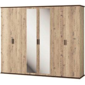 Шафа 6Д Палермо Світ меблів