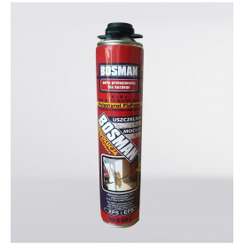 Клей-пена до пенопласта Bosman Polystyrol FixFoam 750 мл