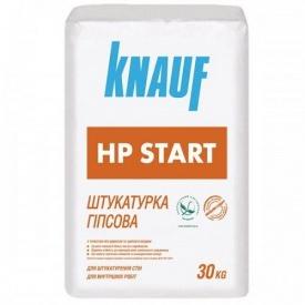 Суміш гіпсова штукатурка Кнауф HP Старт Р 2 ШТ 7-1 30 кг