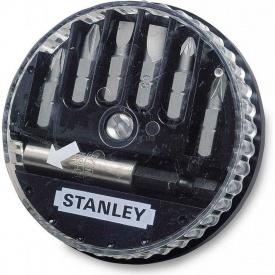 Набор бит Stanley биты Sl Ph 7шт + Магнитный держатель (1-68-735)
