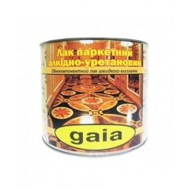 Лак Gaia паркетный алкидно-уретановый 2 кг