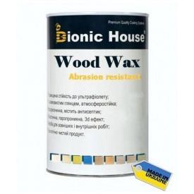 Воск для дерева Bionic-House WOOD WAX 0,8 л