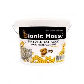 Воск универсальный Bionic-House натуральный пчелиный 3 л
