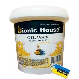 Масло с твердым воском Bionic-House для паркета Hard wax oil 1 л