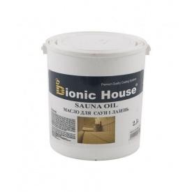 Масло для саун Bionic-House 2,5 л