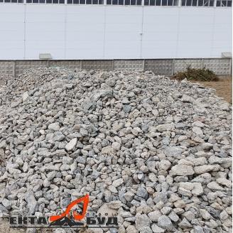 Дробленый бетон 0х80 мм