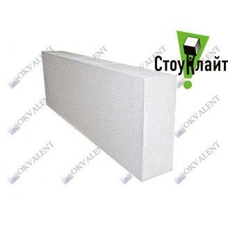 Газоблок Стоунлайт Перегородковий 150x200x600 мм