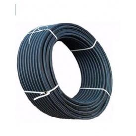 Полиэтиленовая труба для воды 75х3,6 мм 8 атмосфер SDR 21
