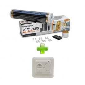 Инфракрасный карбоновый теплый пол Heat Plus 305