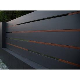 Забор Ранчо XStayl металлический 3000 мм