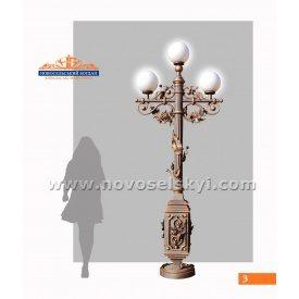 Кований ліхтар А8303
